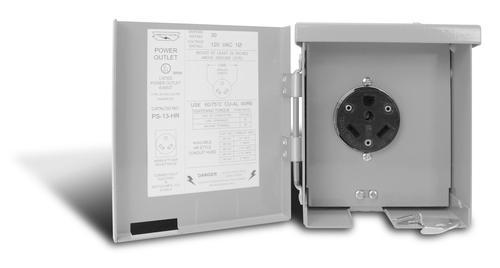 30 Amp Rv Plug >> 120 Volt 30 Amp Rv Power Outlet At Menards