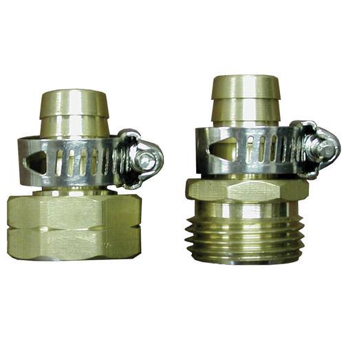 Yardworks 174 Heavy Duty 5 8 Quot Hose Coupling Repair Kit At