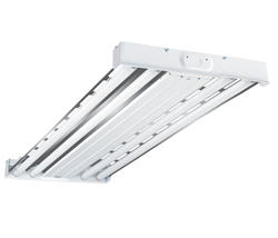 metalux® fluorescent 4 white 4 light t5 high bay light w bulbs metalux® fluorescent 4 white 4 light t5 high bay light w bulbs at menards®