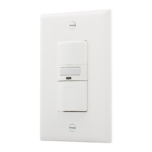 Eaton Motion Sensor With Switch White At Menards 174