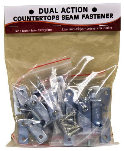 CustomCraft Countertops® Countertop Dual Action Fastener   4 Pk At Menards®