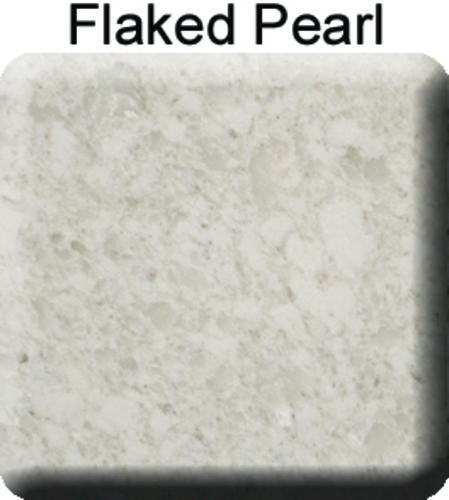 "riverstone quartz™ countertop sample 4"" x 4"" at menards®"