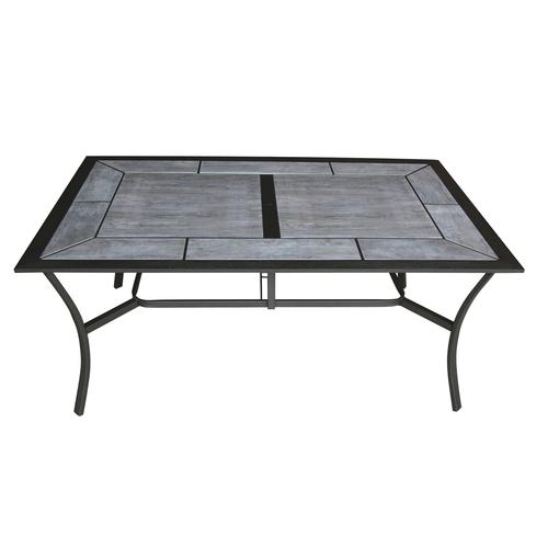Backyard Creations® Southfield Rectangular Dining Patio Table