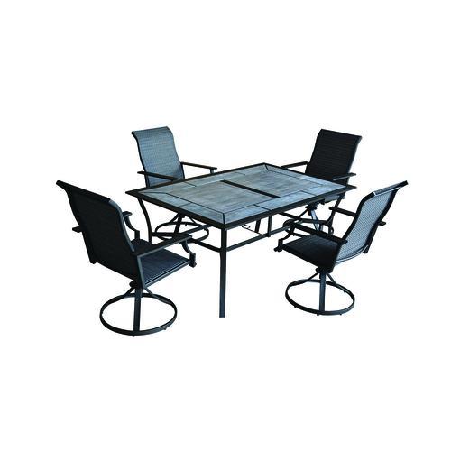 Backyard Creations® Southfield 5 Piece Dining Patio Set At Menards®