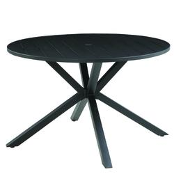 Backyard Creations® Lakeview Round Dining Patio Table At ...