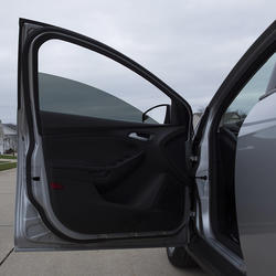 Black 05 Variance Auto Car Kit Tinted Films for Front