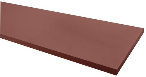 PPG Prefinished™ 1 x 12 x 16' Hunt Club Red Engineered Textured Composite Trim Board