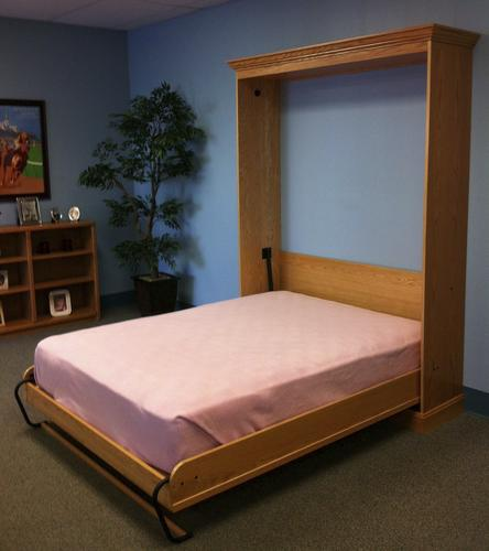 Create A Bed Full Or Queen Size Deluxe Murphy Bed Kit At