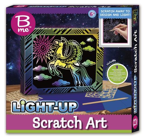 Light Me Up Arts Design
