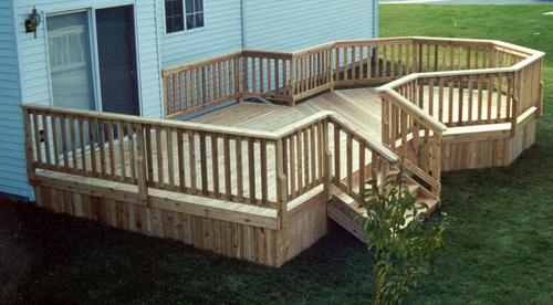 12 x 16 deck with 10 octagon building plans only at menards malvernweather Choice Image