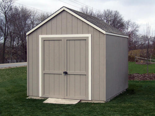 gable shed building plans only at menards