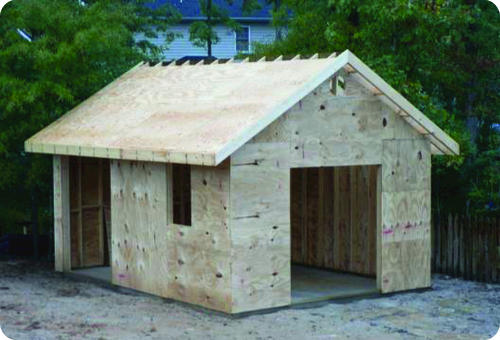 How To Build A Shed Plan Building Plans Only At Menards