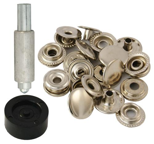 Cloth To Cloth Snap Fastener Set 6 Count At Menards