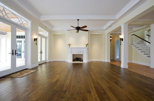 Floors Of Distinction Rapid Loc 7 16 X 5 Vintage Hickory Engineered Hardwood Flooring 25 83 Sq Ft Ctn At Menards