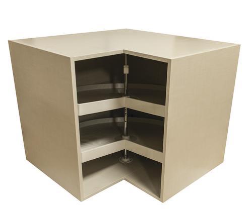 Surprising Klearvue Cabinetry 36W X 36D X 30H Lazy Susan Corner Interior Design Ideas Tzicisoteloinfo