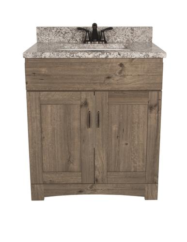 Dakota 30 W X 21 5 8 D Monroe Bathroom Vanity Cabinet At Menards
