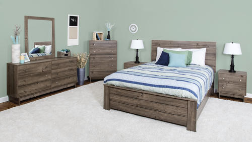 Attractive Dakota™ Harper Queen Bedroom Suite At Menards®