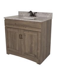 "Dakota™ 36""W x 21-5/8""D Monroe Bathroom Vanity Cabinet at ..."