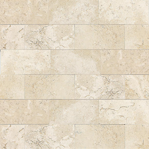 Mohawk X Travertine Floor And Wall Tile At Menards - 6 inch travertine tile