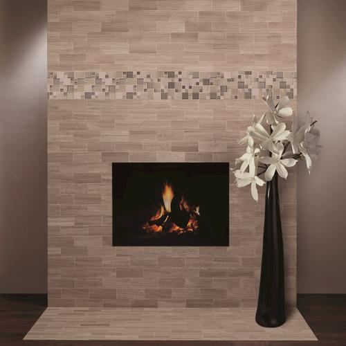 Mohawk® 3 x 8 Natural Stone Floor and Wall Tile at Menards®