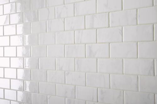 Mohawk Stonebrook Brick Joint 12 X 12 Ceramic Mosaic Tile At Menards