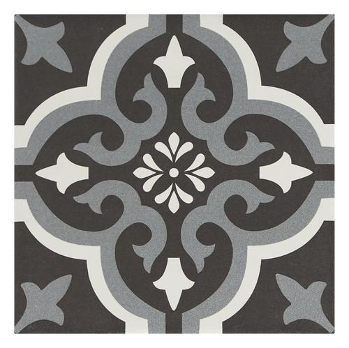 Encaustic Porcelain Floor And Wall Tile