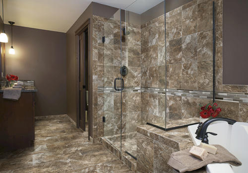 "Bathroom Tiles At Menards ragno usa® peidra 10"" x 14"" ceramic wall tile at menards®"