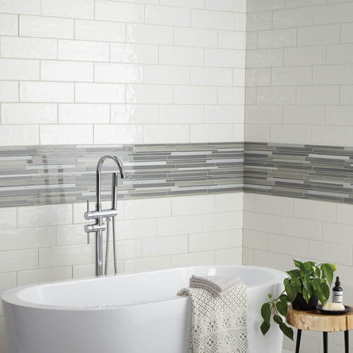 Bevel Ceramic Wall Tile At Menards