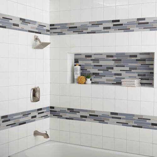 Mohawk Vivant 6 X 6 Ceramic Wall Tile At Menards