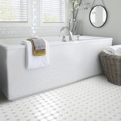 Octagon 12 X Ceramic Mosaic Tile