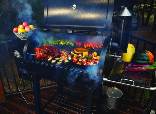 Pit Boss® 820XL Wood Pellet Grill at Menards®