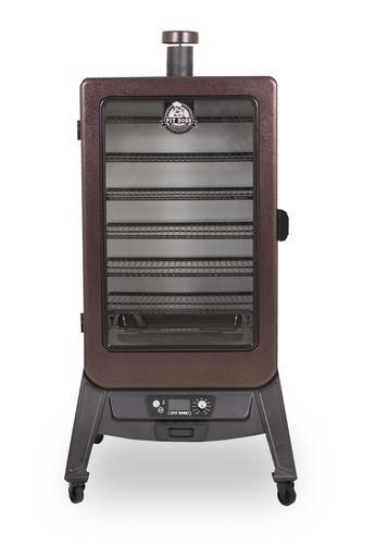 Pit Boss® 7 Series Wood Pellet Vertical Smoker at Menards®