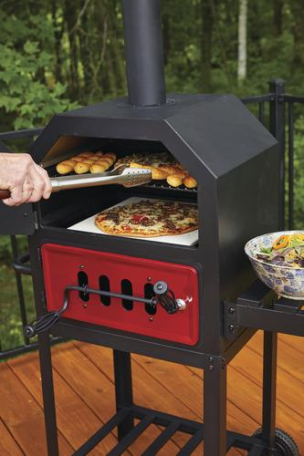 Pit Boss 174 Charcoal Pizza Oven At Menards 174