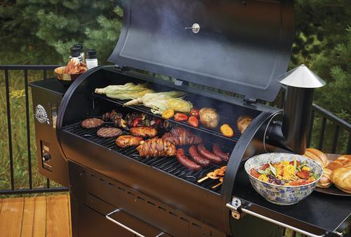 Pit Boss 174 1000sc Wood Pellet Grill At Menards 174