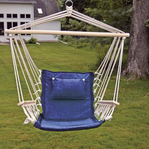 Backyard Creations Hanging Hammock Chair Orted Colors
