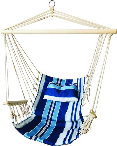 Backyard Creations Hanging Hammock Chair Assorted Colors At
