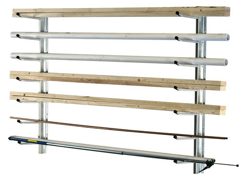 Beau Storage Shop® Wall Mount Storage Rack At Menards®