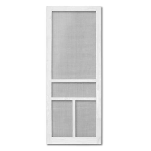 Primed Easy Paint Screen Door at Menards