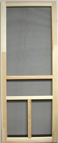 Charmant ... Wood T Bar Screen Door. Model Number: 4191194_32_Wd_Screen_Door Menards  ® SKU: 4191194