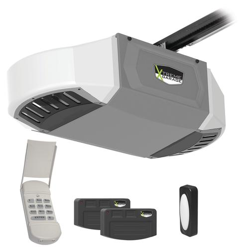 Xtreme Garage 174 1 2 Hp Belt Drive Garage Door Opener At