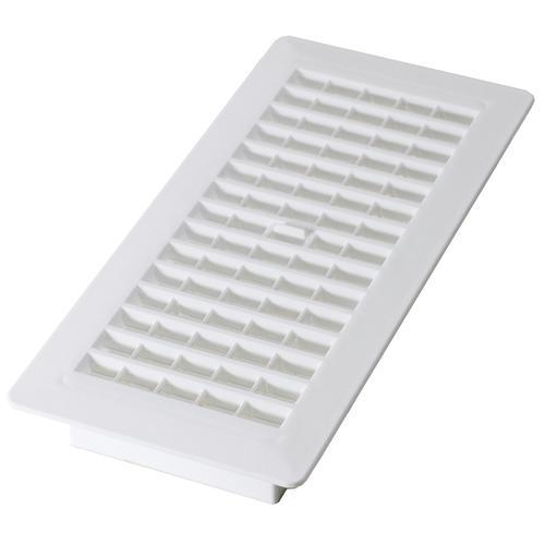 Plastic Floor Register White At Menards