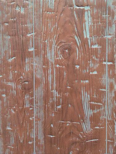 DPI™ Woodgrains 4 x 8 Barn Red Hand-Hewn Hardboard Wall