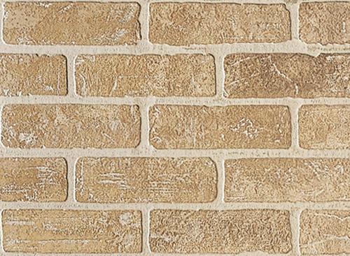 DPI™ Earth Stones 4u0027 x 8u0027 Brookline Brick Hardboard Wall Panel at Menards®
