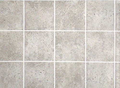 DPI™ AquaTile 4\' x 8\' Fossilstone Bath Tileboard Wall Panel at ...