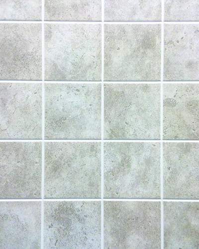 DPI™ AquaTile 4 x 8 Taupe Stone Bath Tileboard Wall Panel at Menards®