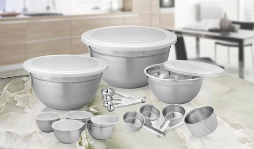 22-Piece Stainless Steel Kitchen Set at Menards®
