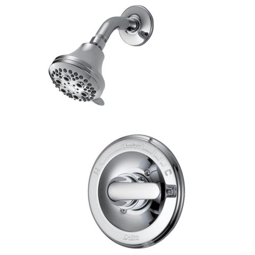 Etonnant Delta® Classic One Handle 1 Spray Shower Faucet In Chrome At ...