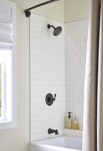 Delta® Porter® One Handle 3 Spray Tub And Shower Faucet At ...