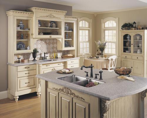 Delta® Victorian® Two-Handle Kitchen Faucet at Menards®
