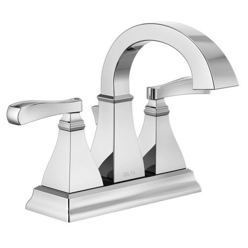Delta Bathroom Faucets.Delta Lakewood Two Handle 4 Centerset Bathroom Faucet At Menards